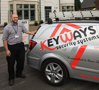 Security Installer Manchester